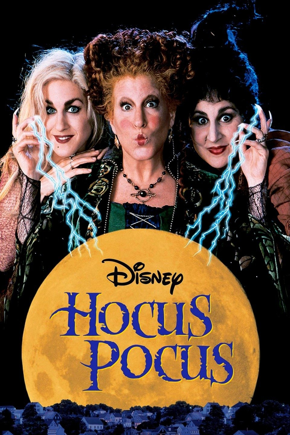 Download Hocus Pocus (1993) Dual Audio Hindi 480p | 720p