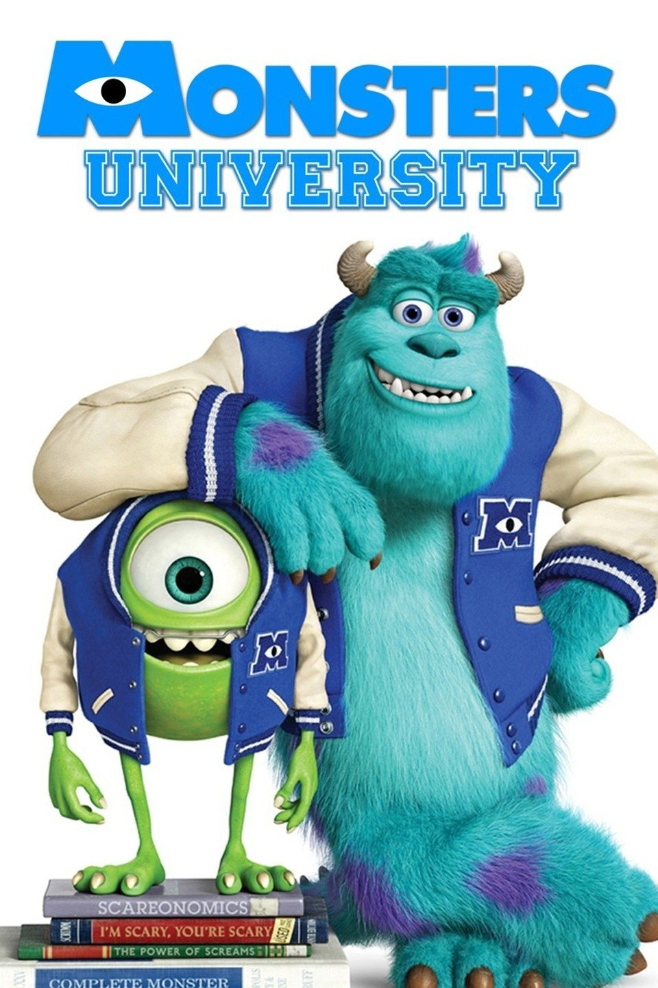 Monsters University (2013) {English} 480p| 720p| 1080p