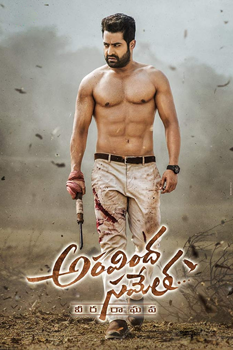 Aravindha Sametha (2020) Dual Audio [Hindi & Kannada] 480p | 720p